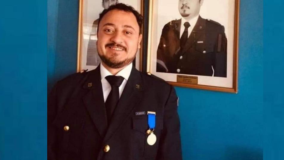 Nuevo Fiscal Regional de Arica y Parinacota es miembro del Tribunal de Honor de Bomberos de Chile y Voluntario Honorario