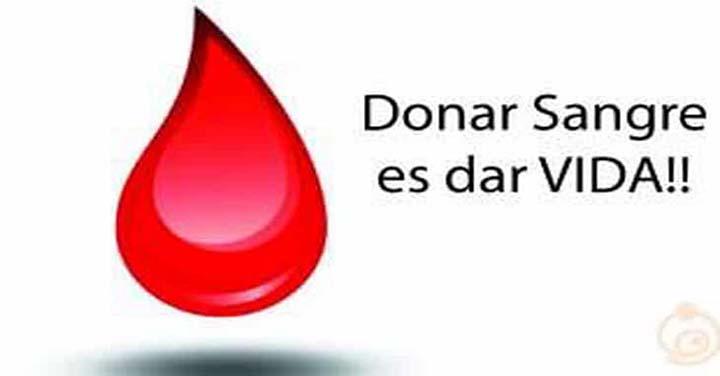 Con urgencia se necesitan dadores de sangre