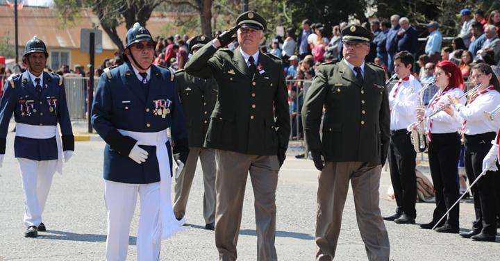 Por primera vez CB de Graneros rinde cuenta pública en el marco de su Aniversario N°77