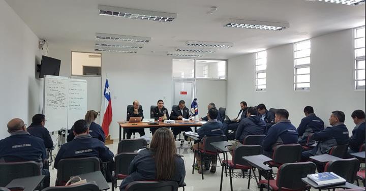 Avances en segunda Mesa Regional de Trabajo en Antofagasta