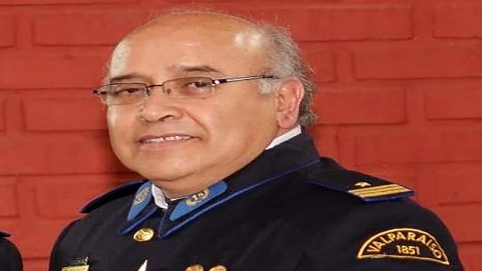 Pesar por fallecimiento de Bombero Honorario del CB de Valparaíso, Don Manuel Guerrero López