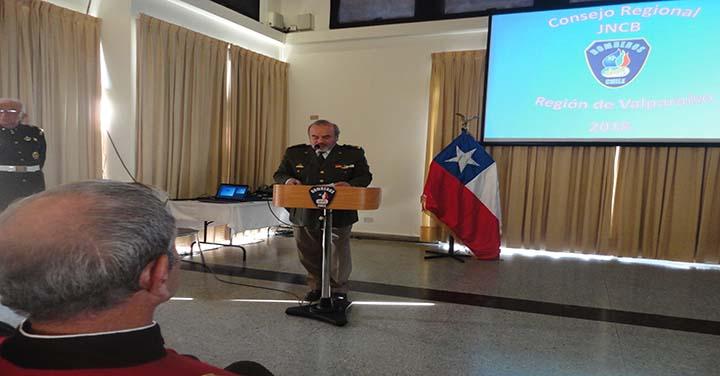 Día de la Tradición en el Consejo Regional de Bomberos de Valparaíso